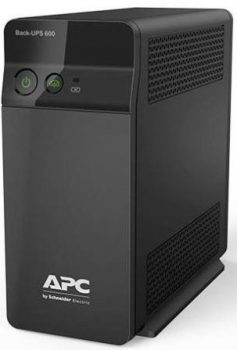 APC BX600C-IN 600VA, 230V Back Uninterruptible Power Supply