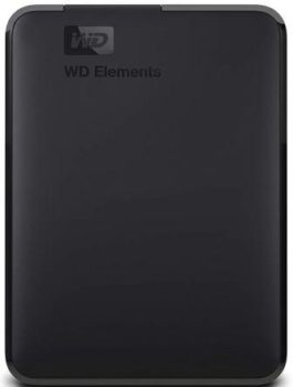 WD Elements 2TB Portable External Hard Drive, Best Hard Disk 2tb in India