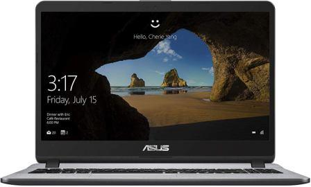 "Best Laptops Under 40000 is ASUS X507 Core i5-8th Gen 15.6"" FHD Laptop (X507UA- EJ562T)"