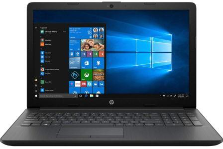 HP 15 Core-i5 8th Gen Laptop (8GB 256GB SSD Windows 10 MS Office Integrated Graphics) 15q-ds1000TU 15.6-inch Full HD Best HP Laptop under 50000