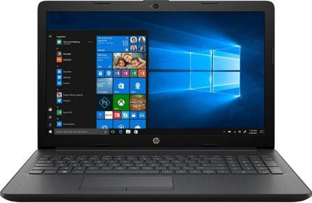 HP 15 Intel Core-i3 7th Gen 15.6-inch Full HD Laptop (15q-ds0026tu) is the best laptop under 40000 in india 2021