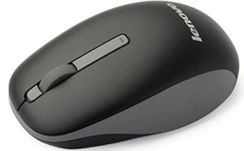 Lenovo N100 Wireless Mouse, Best Mouse Below 500 in India 2021